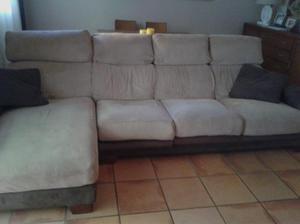 Sofá de tres plazas más Cheslon