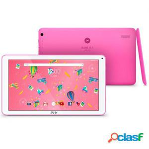 Tablet spc blink 10.1 rosa - qc a53 1.3ghz - 1gb ddr3 - 8gb
