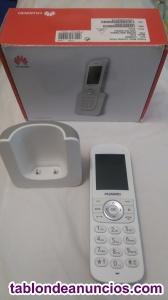 Teléfono inalambrico huawei ets3 nuevo sin uso.