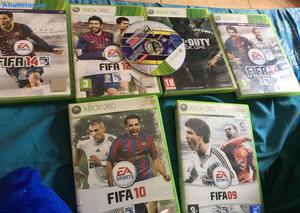 Vendo Juegos De La Xbox 360