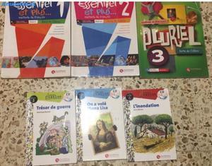 Vendo Libros De Frances 1,2, ESO