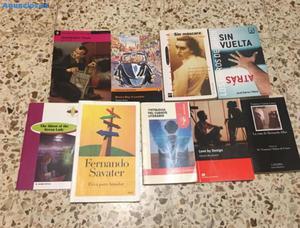 Vendo Libros De Lectura