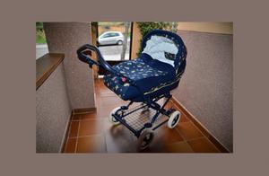 Vendo carrito de bebé con silla de paseo