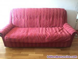 Vendo sofá y regalo balancin
