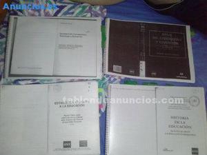 Venta Libros UNED En Pdf Grado PedagogíA 2º Y 3º