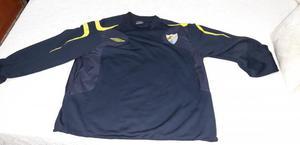 camiseta de entrenamiento del malaga cf nueva a estrenar