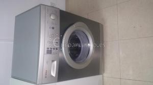 lavadora BOSCH 7 kilos inox
