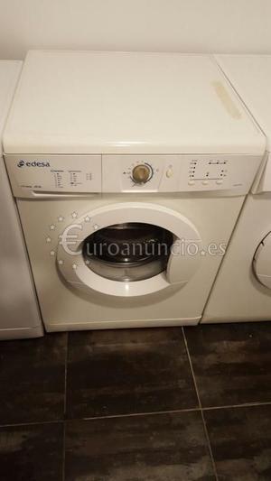 lavadora EDESA 5 kilos A+A  rpm