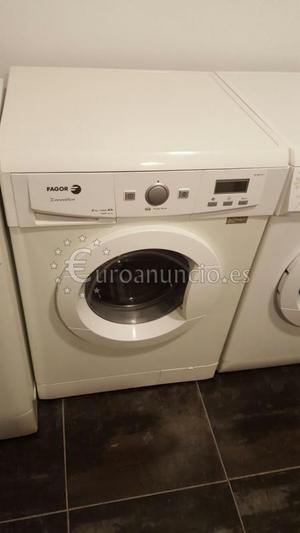 lavadora FAGOR 6 kilos A+A  rpm