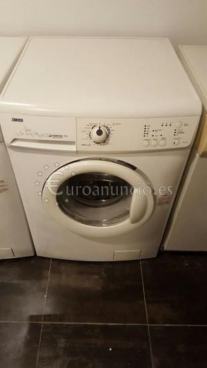 lavadora ZANUSSI ESSENTIAL 6 kilos clase A