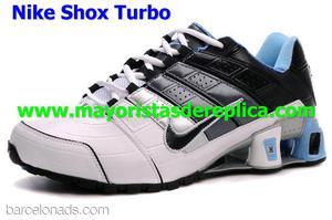 mayoristas calzado Nike Shox Turbo de hombres en internet