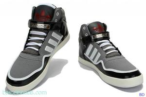 ventas por mayor zapatillas Adidas Alto de Hombre en Chile