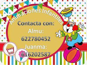 Animaciones a un precio inigualable! - Córdoba