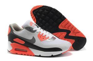 Baratos zapatos Nike, Air Max 90 toma de visita en línea