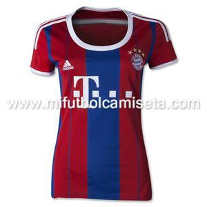 Buena calidad camiseta de Mujer Bayern Munich 1st  en