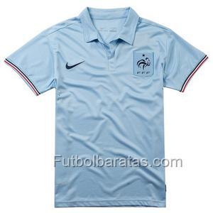 Camiseta de la Selección de Francia  Segunda