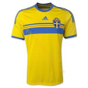 Camisetas de futbol Suecia primera  - Barcelona