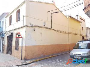 Casa a reformar en Oliva. Ctra. Nacional o Gabriel Ciscar 48