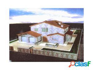 Casa en construcción en Llagostera Residencial