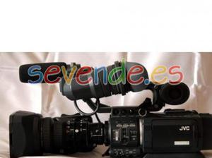 Cámara Profesional JVC Pro HD GY HD 111