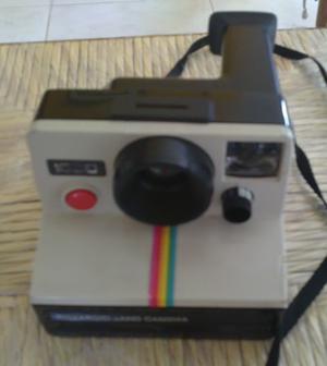 Cámara de Fotos Antigua Instantánea Polaroid - Lugo