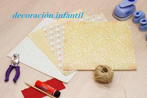 Decoración infantil para tu habitación - Madrid