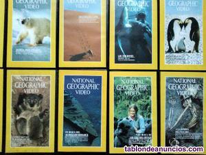 Dos colecciones de documentales de ''national geographic''