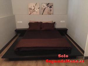 Estilo japones cama