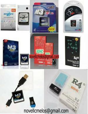Flashcard para Nintendo DS - Barcelona