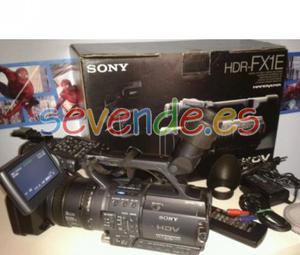 Handycam Sony hdr fx1E hdv