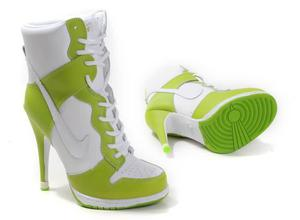 Jordan tacones barata venta, Nike Dunk SB tacones altos