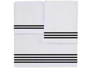 Juegos de toallas de muy buena calidad 100% algodón -