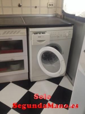 Lavadora BOSCH muy poco uso