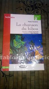Libros de lectura de francés