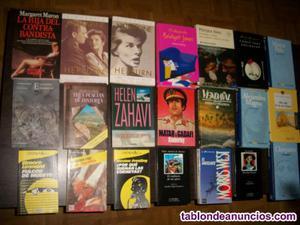 Lote de 750 libros (a 0,85 € cada uno