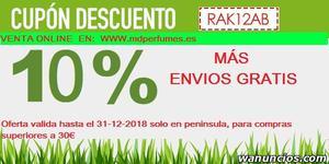 Mdperfumes.es(boutique de perfumes de alta gama en marca