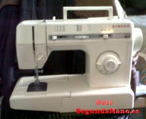 Máquina de coser Singer eléctrica portátil