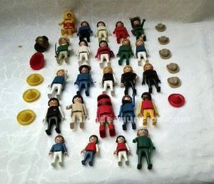Playmobil lote 24 figuras