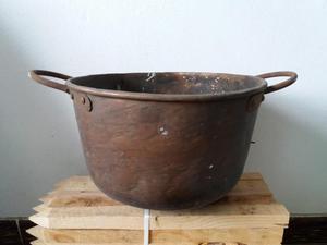 Potes y Cazo de cobre