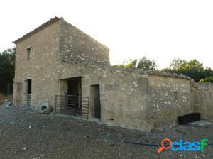 Preciosa finca rústica en Sant Joan con edificación