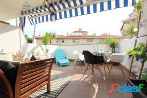 Precioso Estudio/loft con terraza listo para disfrutar !