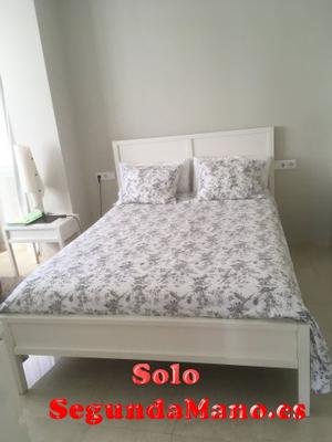 Se vende estructura de cama con somier