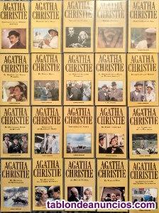 Serie ''agatha christie'' - colección completa de 40