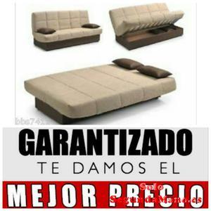 Sofa Cama Con Arcon
