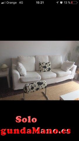 Sofa de 3 Plazas en perfecto estado.