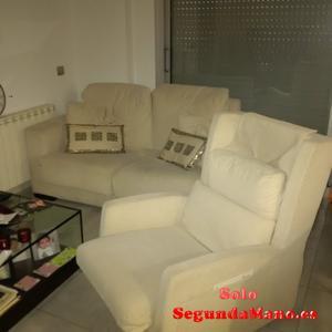 Sofa + sillon
