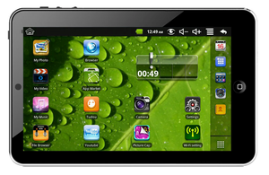 "TABLET PC APAD 7"" ANDROID 2.2 - Barcelona"