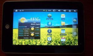 Tablet PC Apad Epad mhz Android 2.3 4GB - Granada
