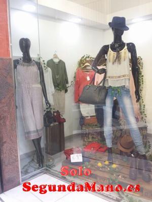 Traspaso de tienda de moda femenina