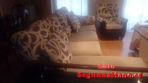 VENDO SOFA CHAISELONGE + SILLON RELAX
